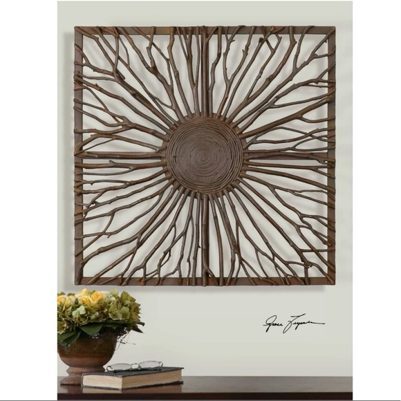 Uttermost Josiah 13777 Rustic Wood Wall Art